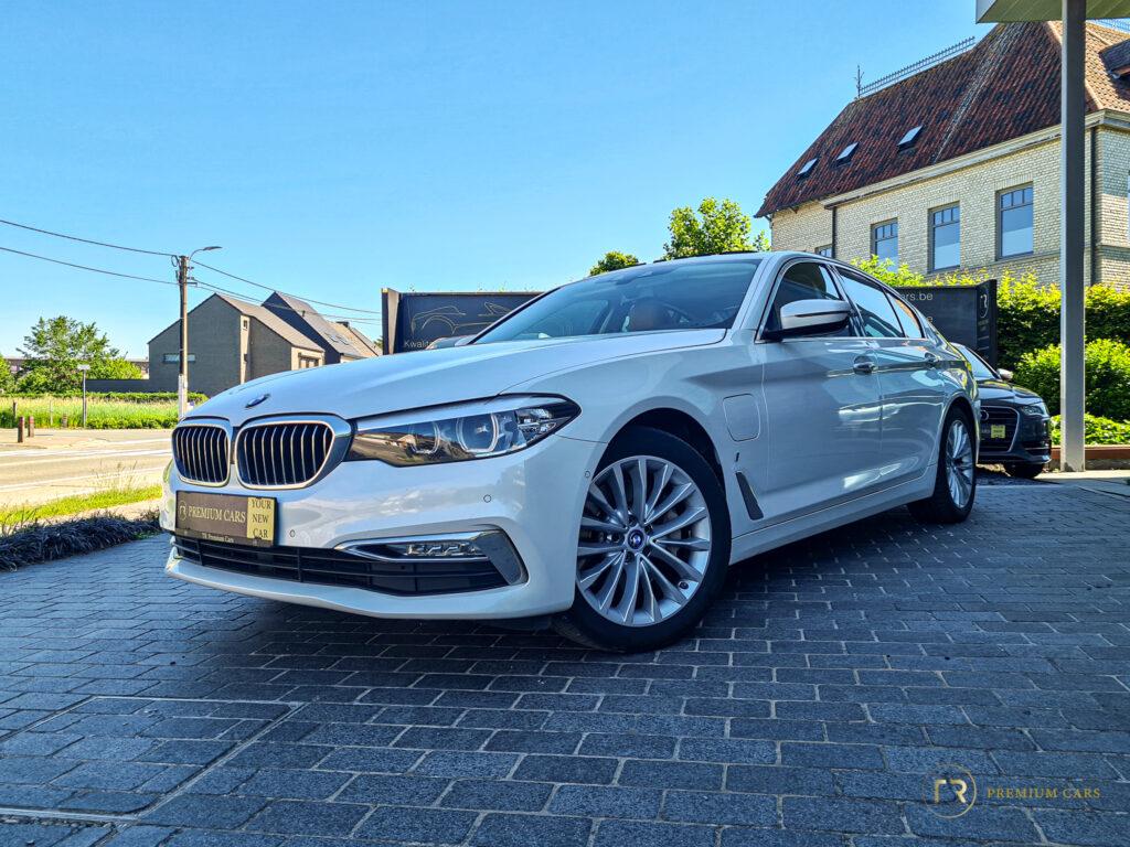 BMW 530E l iPerformance l Sunroof l Camera l Keyless