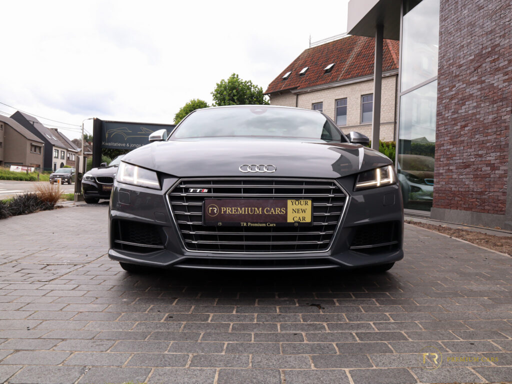 Audi TTS l 310 HP l Leather