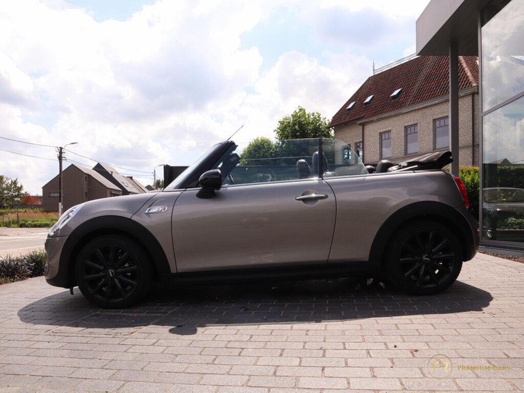 Mini Cooper S Cabrio l Leather l Mini Yours