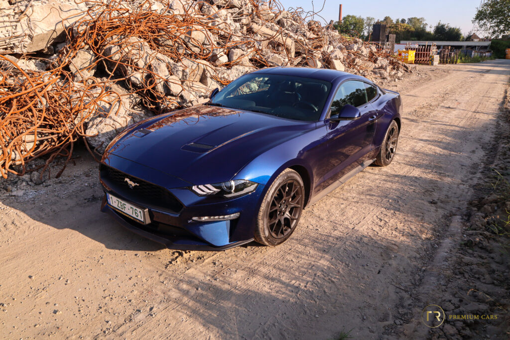 Ford Mustang 2.3 l Automaat l Full Option l Showroomstaat