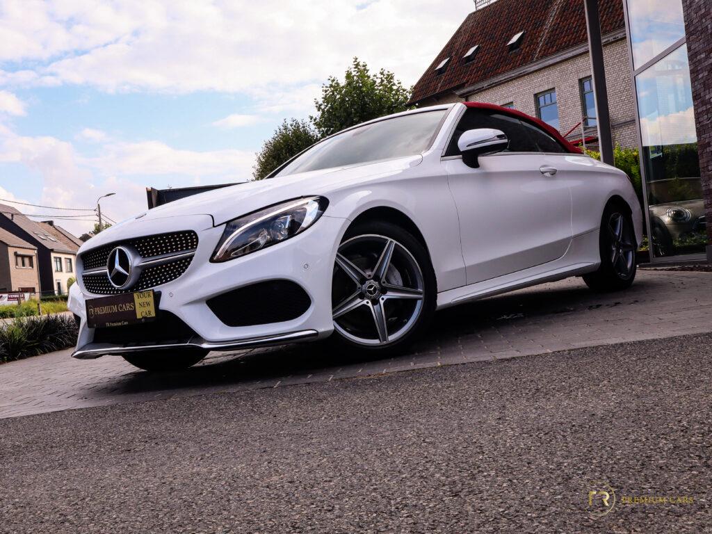 Mercedes C200 l AMG Line l Airscarf l 4 jaar garantie l PDC