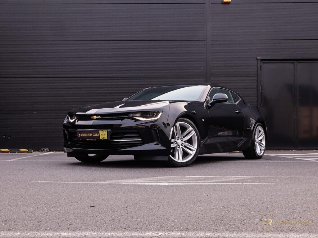 Chevrolet Camaro l Full option l EU Model